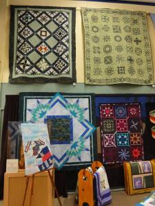 Featured Quilters Joyce Garret and Jamie Wagle