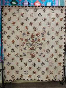 1819 Broderie Perse Quilt